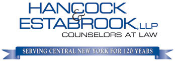 Hancock And Estabrook Logo